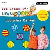 Die Vorschul-Lernraupe: Logisches Denken (MP3-Download)