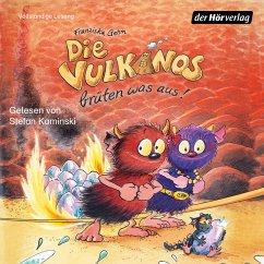 Die Vulkanos brüten was aus! / Vulkanos Bd.4 (MP3-Download) - Gehm, Franziska