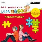 Die Vorschul-Lernraupe: Konzentration (MP3-Download)