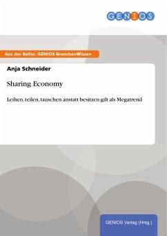 Sharing Economy (eBook, ePUB)