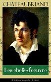 Chateaubriand: Les chefs-d'oeuvre (L'édition intégrale - 7 titres) (eBook, ePUB)