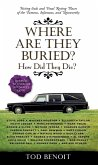 Where Are They Buried? (eBook, ePUB)