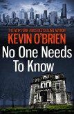No One Needs To Know (eBook, ePUB)