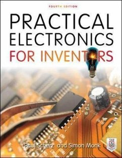 Practical Electronics for Inventors - Scherz, Paul; Monk, Simon
