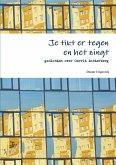 Je tikt er tegen en het zingt, gedichten over Gerrit Achterberg