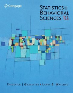 Statistics for The Behavioral Sciences - Wallnau, Larry (The College at Brockport, State University of New York); Gravetter, Frederick (Late of The College at Brockport, State University of New York)