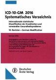 ICD-10-GM 2016 Systematisches Verzeichnis