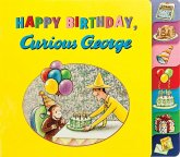 Happy Birthday, Curious George (Tabbed book)