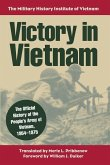 Victory in Vietnam: The Official History of the People's Army of Vietnam, 1954-1975