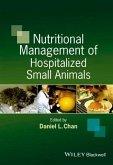 Nutritional Management of Hospitalized Small Animals (eBook, ePUB)