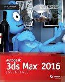 Autodesk 3ds Max 2016 Essentials (eBook, PDF)