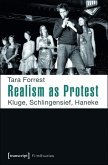 Realism as Protest (eBook, PDF)