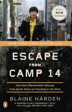Escape from Camp 14 (eBook, ePUB) - Harden, Blaine