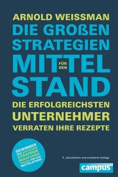Die großen Strategien für den Mittelstand (eBook, PDF) - Weissman, Arnold