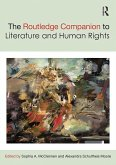 The Routledge Companion to Literature and Human Rights (eBook, PDF)