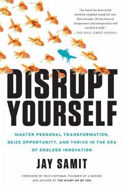 Disrupt Yourself (eBook, ePUB) - Samit, Jay