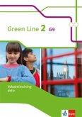 Green Line 2 G9. Vokabeltraining aktiv, Arbeitsheft. Neue Ausgabe