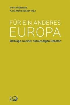 Für ein anderes Europa (Mängelexemplar)