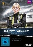 Happy Valley - In einer kleinen Stadt, Staffel 1 (2 Discs)