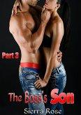 The Boss's Son (My Office Romance, #3) (eBook, ePUB)