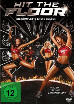 Hit the Floor - Die komplette erste Season (3 D...