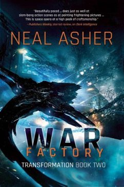 War Factory - Asher, Neal
