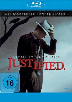 Justified - Die komplette fünfte Season BLU-RAY Box