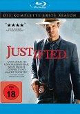 Justified - Die komplette erste Season BLU-RAY Box