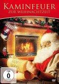 Kaminfeuer zur Weihnachtszeit