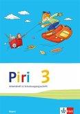 Piri Das Sprach-Lese-Buch / Arbeitsheft in Schulausgangsschrift 3. Schuljahr. Ausgabe für Bayern