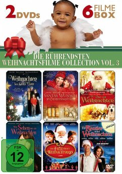 Die rührendsten Weihnachtsfilme - Collection Vol. 3 DVD-Box
