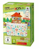 New Nintendo 3DS XL Konsole + Animal Crossing Happy Home Designer