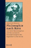 Philosophie nach Marx (eBook, PDF)