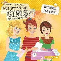 Was gibt's Neues, Girls? / Lesegören Bd.2 (MP3-Download) - Minte-König, Bianka