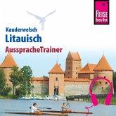 Reise Know-How Kauderwelsch AusspracheTrainer Litauisch (MP3-Download)