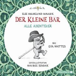 Der Kleine Bär - Alle Abenteuer (MP3-Download) - Holmelund Minarik, Else