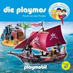 Flucht Vor Den Piraten / Die Playmos Bd.47 (1 Audio-CD)