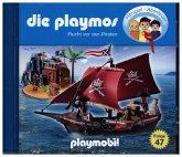 Flucht Vor Den Piraten / Die Playmos Bd.47 (1 Audio-CD)