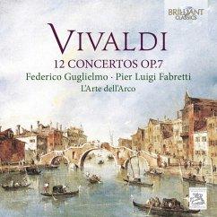 12 Concertos Op.7 - Guglielmo/Fabretti/L'Arte Dell'Arco