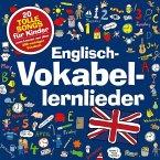 Englisch-Vokabellernlieder, 1 Audio-CD
