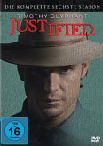 Justified - Die komplette sechste Season DVD-Box