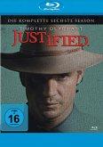 Justified - Die komplette sechste Season BLU-RAY Box