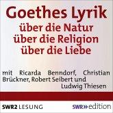 Goethes Lyrik (MP3-Download)