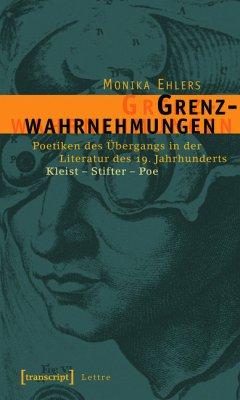 Grenzwahrnehmungen (eBook, PDF) - Ehlers, Monika