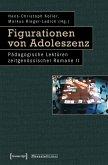Figurationen von Adoleszenz (eBook, PDF)