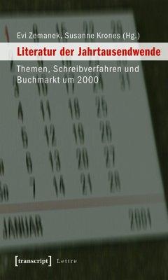 Literatur der Jahrtausendwende (eBook, PDF)