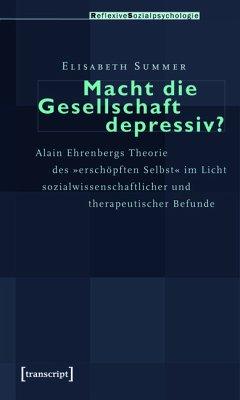 Macht die Gesellschaft depressiv? (eBook, PDF) - Summer, Elisabeth
