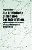 Die öffentliche Dimension der Integration (eBook, PDF)