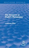 The Essence of Plato's Philosophy (eBook, ePUB)