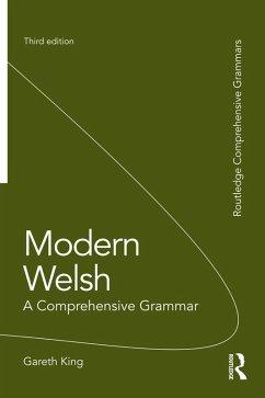 Modern Welsh: A Comprehensive Grammar (eBook, PDF)